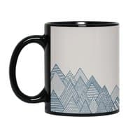 Winter Dreams - black-mug - small view