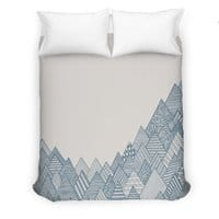 Winter Dreams - duvet-cover - small view