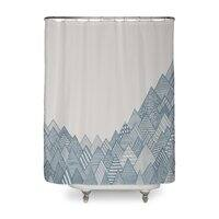 Winter Dreams - shower-curtain - small view