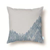 Winter Dreams - throw-pillow - small view