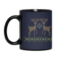 Cross Threaded - black-mug - small view
