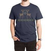 Cross Threaded - mens-extra-soft-tee - small view