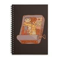 Monster Mash - spiral-notebook - small view