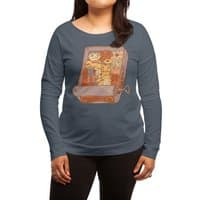 Monster Mash - womens-long-sleeve-terry-scoop - small view