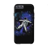 Astronaut's Snow Angel - double-duty-phone-case - small view