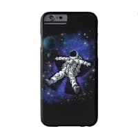 Astronaut's Snow Angel - perfect-fit-phone-case - small view