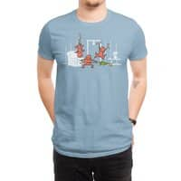 Santa's Silent Helpers - mens-regular-tee - small view