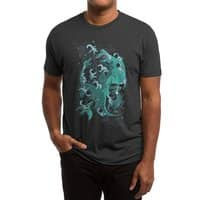 Epic Space Melee - mens-triblend-tee - small view