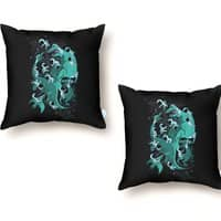 Epic Space Melee - throw-pillow - small view