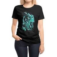 Epic Space Melee - womens-regular-tee - small view