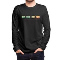 Early Morning Breakout - mens-long-sleeve-tee - small view