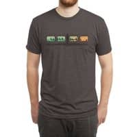Early Morning Breakout - mens-triblend-tee - small view