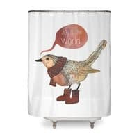 Joy To The World - shower-curtain - small view