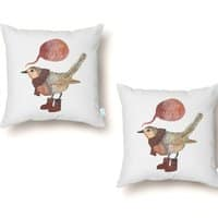 Joy To The World - throw-pillow - small view