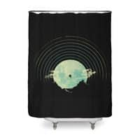 Soundtrack to a Peaceful Night - shower-curtain - small view