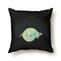 Soundtrack to a Peaceful Night - throw-pillow - small view