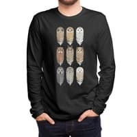 You're a Hoot - mens-long-sleeve-tee - small view