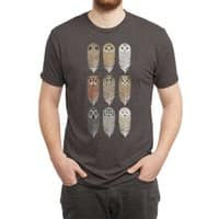 You're a Hoot - mens-triblend-tee - small view