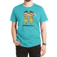 Pollos - mens-extra-soft-tee - small view