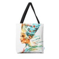 Nefertiti - tote-bag - small view