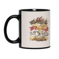 A King in Every Corner - black-mug - small view
