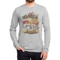 A King in Every Corner - mens-long-sleeve-tee - small view