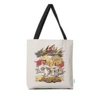 A King in Every Corner - tote-bag - small view