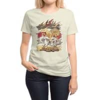 A King in Every Corner - womens-regular-tee - small view