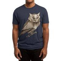 Owligami - mens-triblend-tee - small view