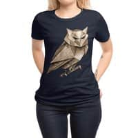 Owligami - womens-regular-tee - small view