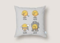 The Seasons - throw-pillow - small view