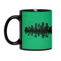 Stone Jungle - black-mug - small view