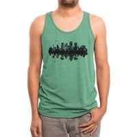 Stone Jungle - mens-triblend-tank - small view