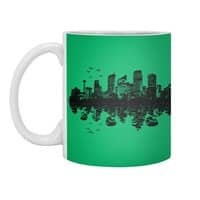 Stone Jungle - white-mug - small view