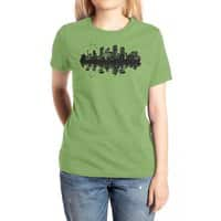 Stone Jungle - womens-extra-soft-tee - small view