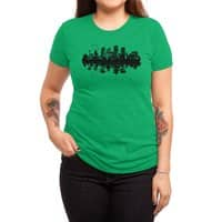 Stone Jungle - womens-triblend-tee - small view