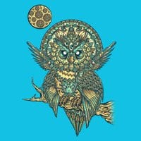 God Owl of Dreams - small view