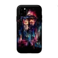 All of Time and Space - double-duty-phone-case - small view