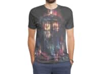All of Time and Space - mens-sublimated-triblend-tee - small view