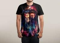 All of Time and Space - mens-sublimated-tee - small view