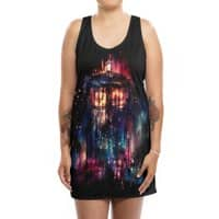 All of Time and Space - womens-sublimated-tank-dress - small view