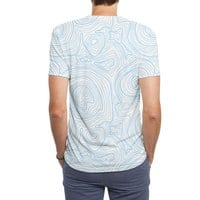Topophile - mens-sublimated-triblend-tee - small view
