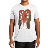 Zombie Romance - mens-extra-soft-tee - small view