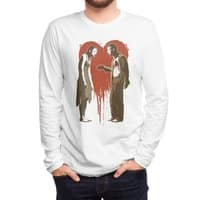 Zombie Romance - mens-long-sleeve-tee - small view