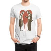 Zombie Romance - mens-regular-tee - small view
