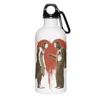 Zombie Romance - water-bottle - small view