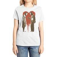 Zombie Romance - womens-extra-soft-tee - small view