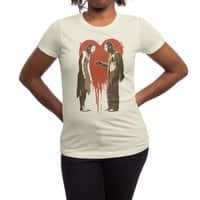 Zombie Romance - womens-regular-tee - small view