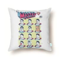 Super LOL - throw-pillow - small view