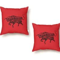 Bully - throw-pillow - small view